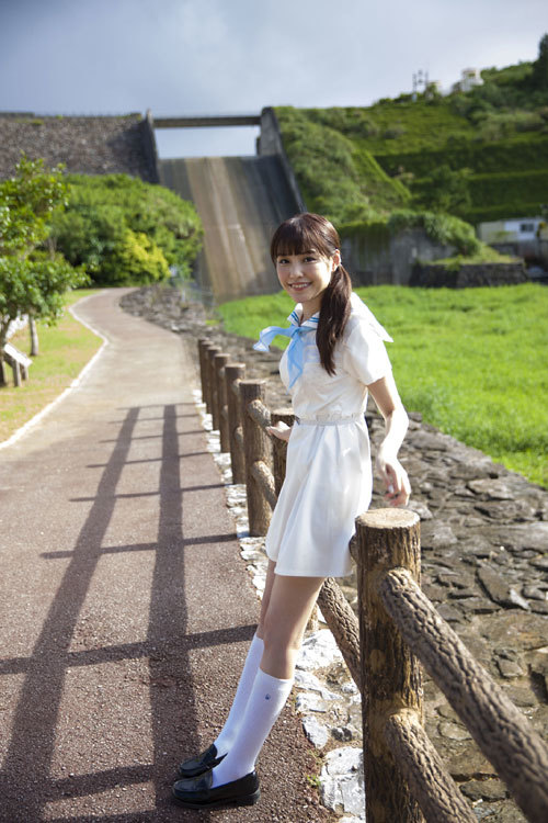 橋本ありなCカップ美乳おっぱい116