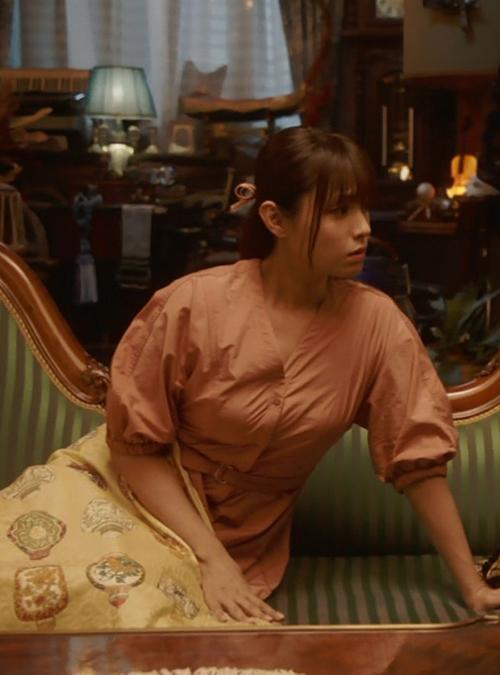 ドラマ「ルパンの娘」での深田恭子がおっぱいでかくてたまらんち