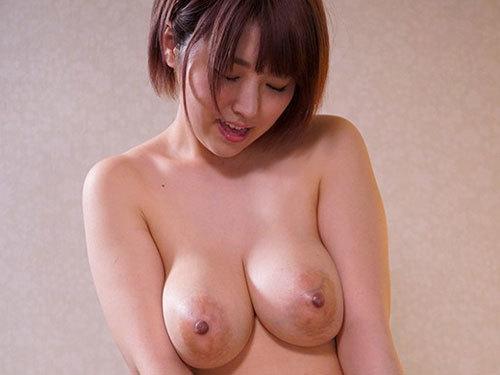 松本菜奈実 Jカップ痴女お姉さんすんごい乳首責め中出しを誘う連続膣搾り