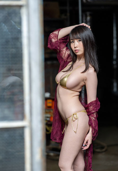 夢乃あいかHカップ美巨乳おっぱい97