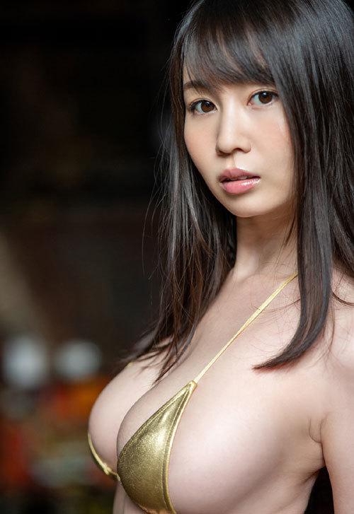夢乃あいかHカップ美巨乳おっぱい98