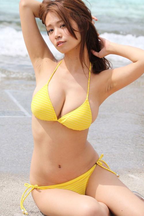 Iカップグラドル菜乃花(30)が12月の新作でラストイメビにするらしい件