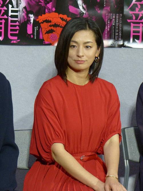 【ヌード画像】尾野真千子、デカ乳首の大物女優、最新ノーブラ姿公開がくっそエロいwwwww