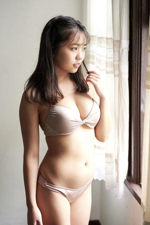 大原優乃Fカップのムチムチ美巨乳おっぱい18