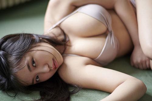 大原優乃Fカップのムチムチ美巨乳おっぱい19