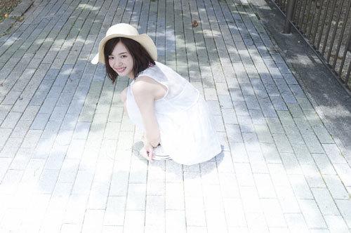 岡田紗佳モデルでプロ雀士Gカップのおっぱい3