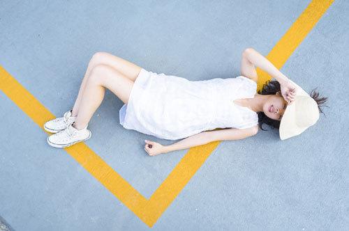 岡田紗佳モデルでプロ雀士Gカップのおっぱい7