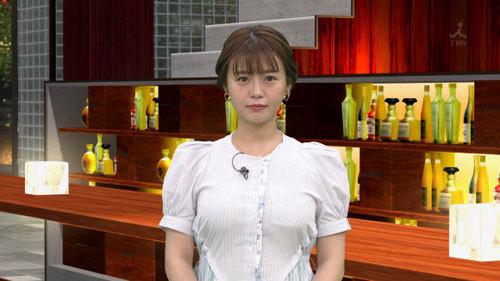 脱いだら凄そうな井口綾子さんのおいしいキャプ part6