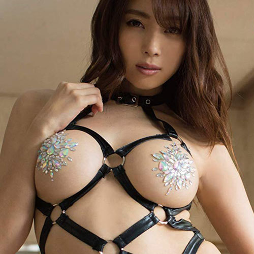 森咲智美Gカップの隠しきれない巨乳おっぱい♪