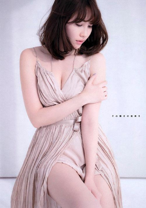 小嶋陽菜、セクハラ芸人クロちゃんに唾液交換を仕掛けられ激怒…