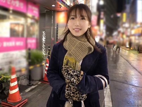 体型に悩む24歳お姉さんを吉祥寺でナンパ。ホテルでムチムチ美巨乳を解放