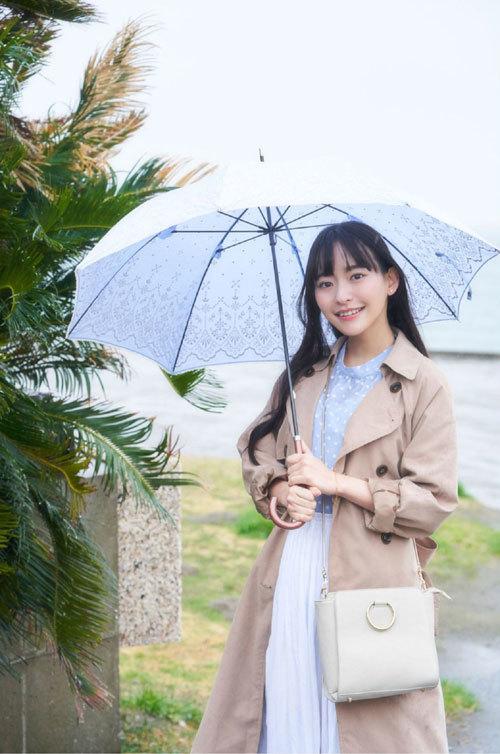 高崎かなみちゃんのロリ可愛いおっぱいの谷間14