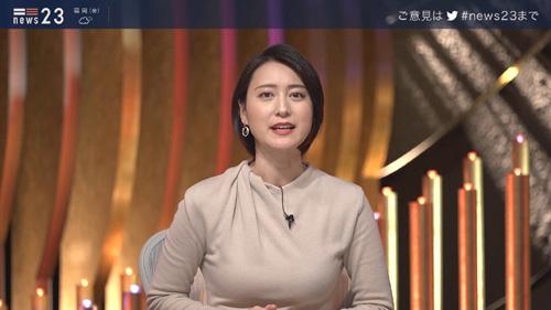 小川彩佳 中出し妊娠!!おっぱいが巨大化!!