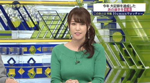 【悲報】鷲見玲奈アナ、同僚4人の女子アナの嫉妬によりハメられてた模様・・・