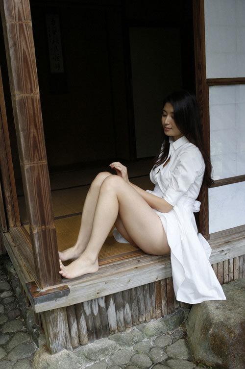 橋本マナミGカップおっぱいの人妻が妊婦さん12