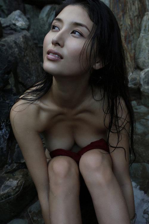 橋本マナミGカップおっぱいの人妻が妊婦さん44
