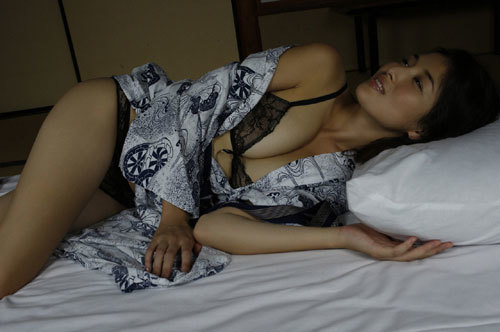 橋本マナミGカップおっぱいの人妻が妊婦さん48