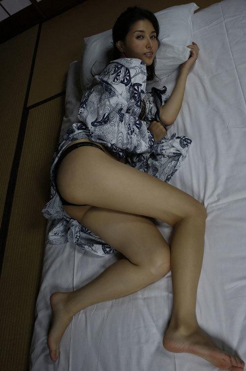 橋本マナミGカップおっぱいの人妻が妊婦さん49