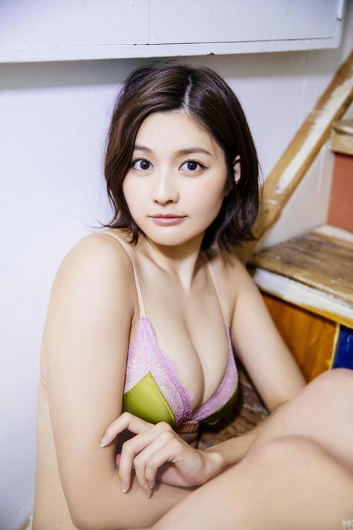 林ゆめ テラスハウス出演の美巨乳美女