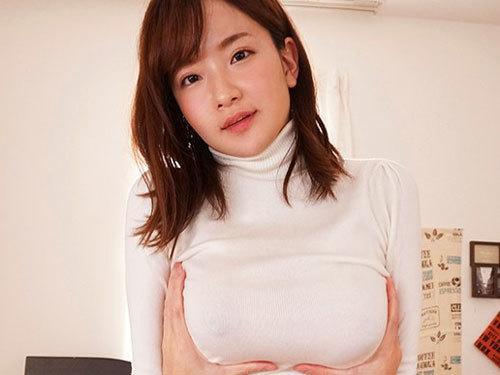 筧ジュン Jカップの着衣巨乳おっぱいが凄すぎる美少女のたわわな誘惑