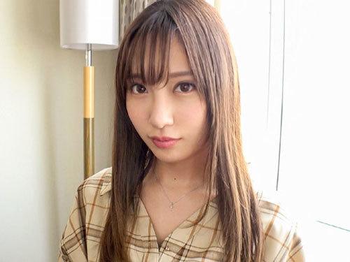 学年で一番可愛い21歳Fカップ女子大生。彼氏持ちだけどAV応募で体験撮影
