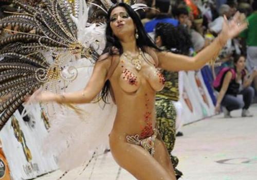 本場ブラジルのサンバが衣装からやりすぎな件wwwwwwwwwwwwwwww