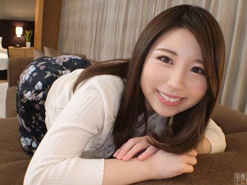 むちむち桃尻の22歳JDがAV応募で初撮影。初体験は2年前という清楚系女子