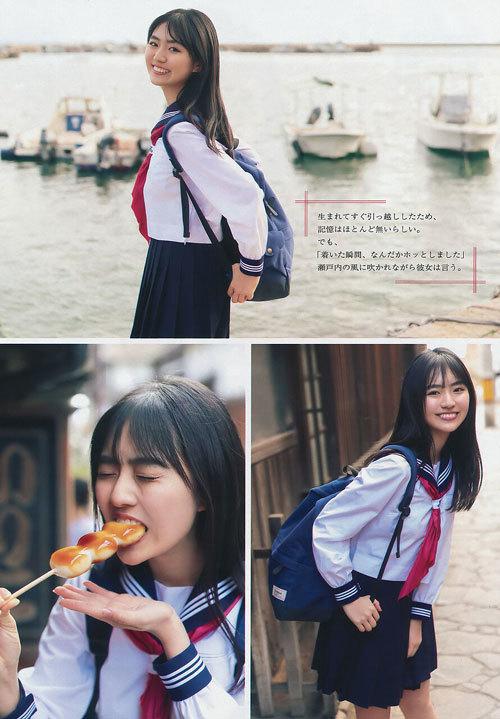 豊田ルナの現役女子高生の育ち過ぎなおっぱい22