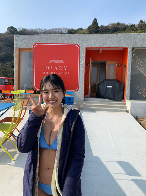 豊田ルナの現役女子高生の育ち過ぎなおっぱい29