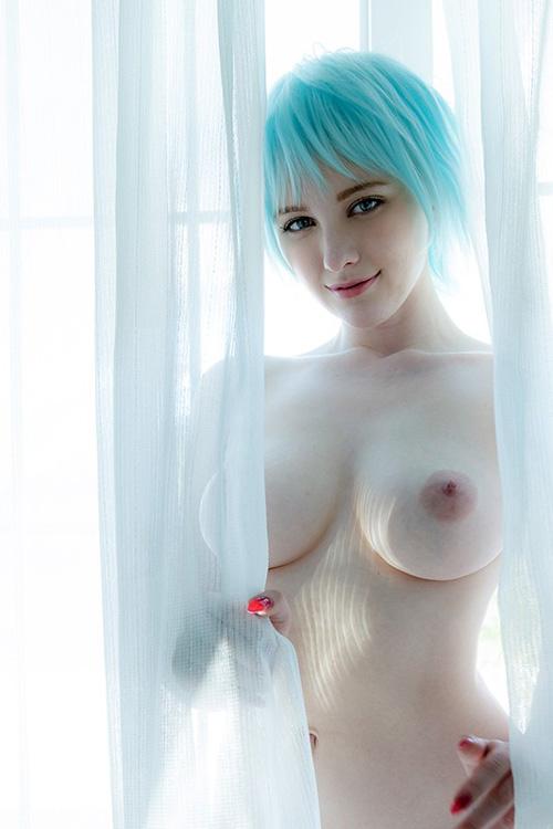 メロディー雛マークスのヌードイメージ!!!