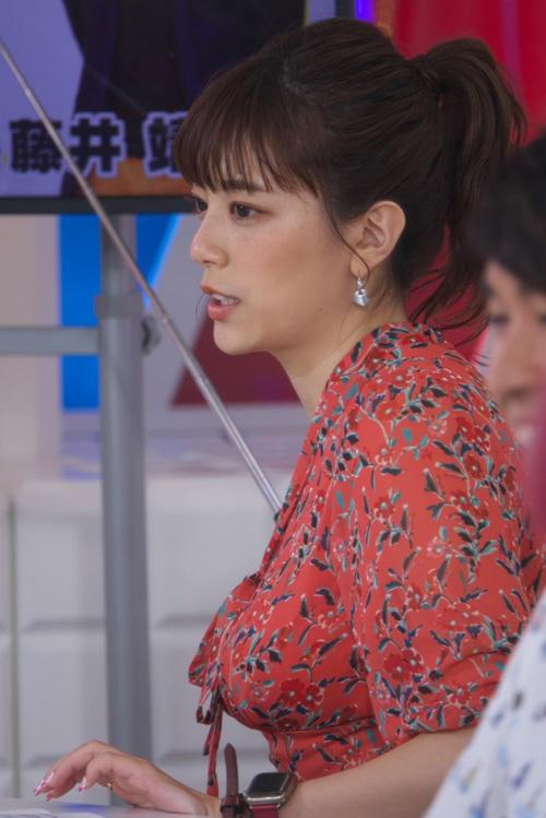 テレ朝の三谷紬アナが巨乳過ぎてダイエットに挑戦 part2