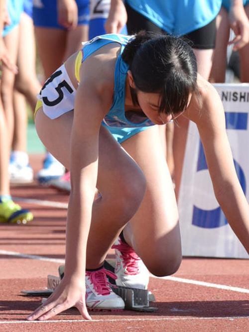 スポーツ女子の肉体美をチラ見★エロ画像49枚