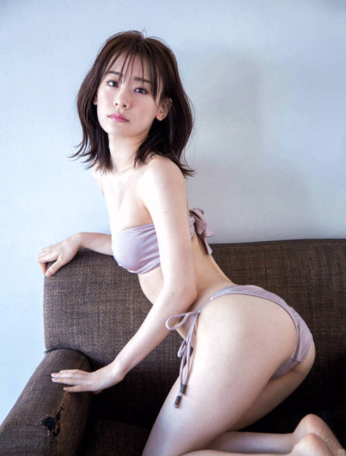 東京理科大卒のインテリ美女 福岡みなみがグラビア降臨。画像×28