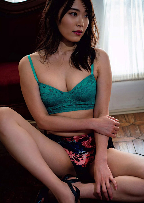 【松本圭世】はじめてのセクシー。【女子アナ】