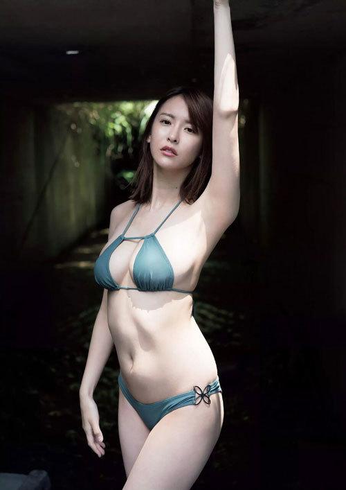奈月セナGカップ美巨乳おっぱい夏の女神降臨5