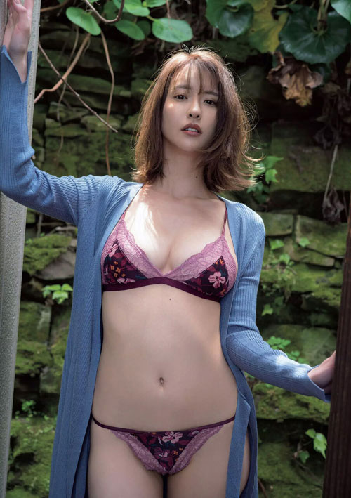 奈月セナGカップ美巨乳おっぱい夏の女神降臨10