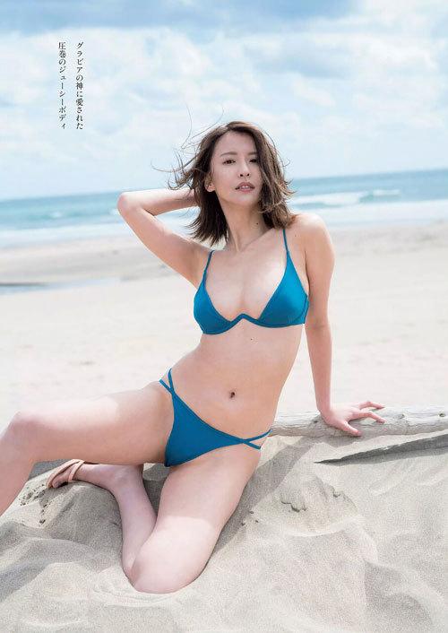 奈月セナGカップ美巨乳おっぱい夏の女神降臨17