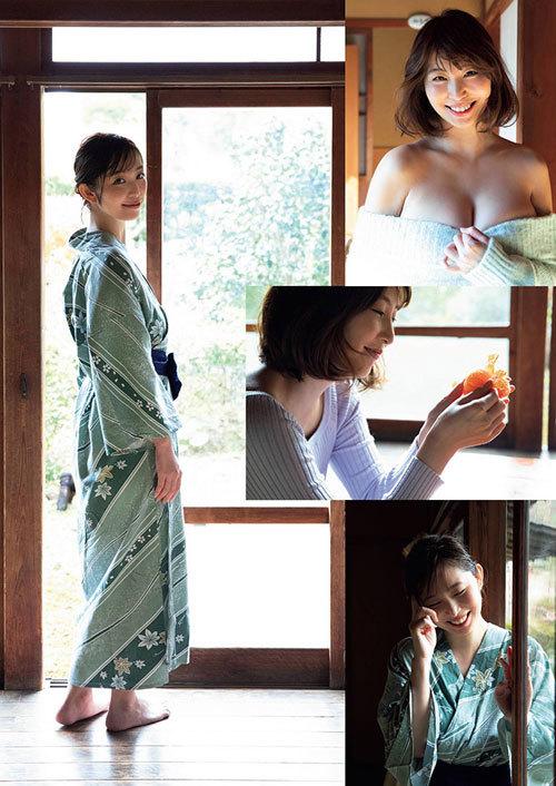 塩地美澄Gカップおっぱいを丸出しの女子アナ25