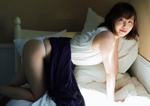 塩地美澄Gカップおっぱいを丸出しの女子アナ47