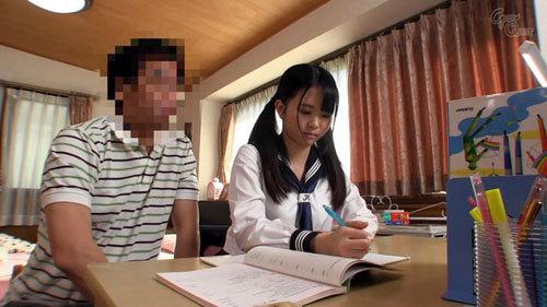 家庭教師が巨乳受験生にした事の全記録 隠撮カメラFILE 一宮みかり1