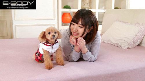 プニプニ柔らか天然Hカップ犬好き優しい飼育員りかちゃんの発情期AVデビュー 双葉りか10