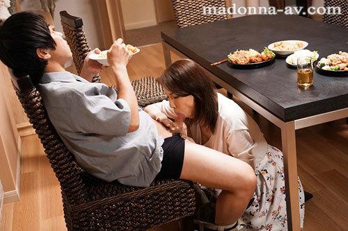 「ねぇ?あなた、本当に童貞なの?」~童貞詐欺にイカされ続けた人妻~ 山口珠理8
