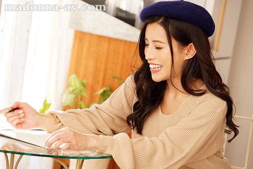 結婚3年目…脱いだらボンキュッボン 美大卒の人妻 永井マリア 28歳 AVデビュー!!2