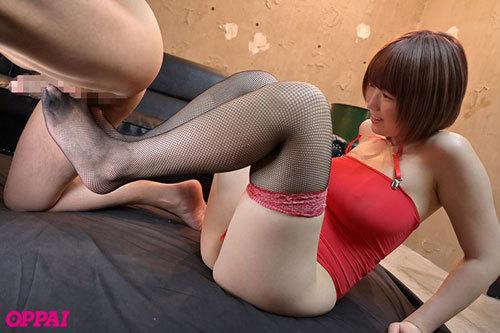 男を勃起させる卑猥なBODY デカ乳敏感デリヘル嬢 松本菜奈実5