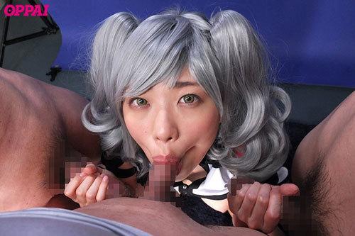 爆乳コスプレ中出し輪姦オフ会 友人のIカップ姉ちゃんにコスプレさせてヤリまくった 桐谷まつり6
