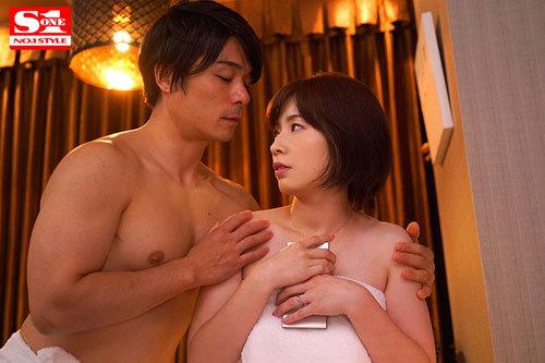 相部屋NTR 絶倫部下と巨乳上司が朝から晩まで、不倫セックスに明け暮れた出張先の夜 奥田咲8