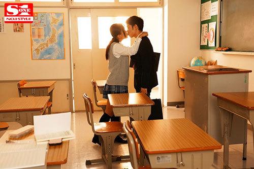 担任の私と女子生徒が'セックスだけ'していたご両親不在の3日間 夕美しおん9