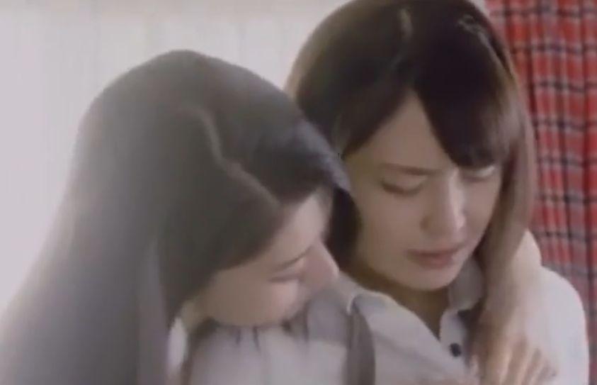 【橋本甜歌】女の悦びを享受した濡れ場