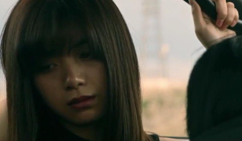 【池田エライザ】夜の営みの不満をぶつけた濡れ場