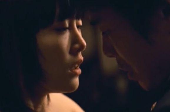 【菊地凛子】性的欲望を煽り立てた濡れ場